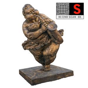 3d model ready scan