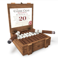 3d cigar classic east model