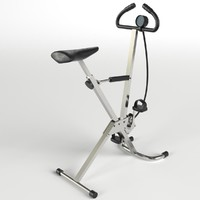 cyclette stationary bike gym 3ds