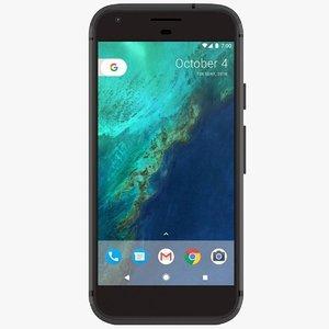 google pixel quite black 3d 3ds