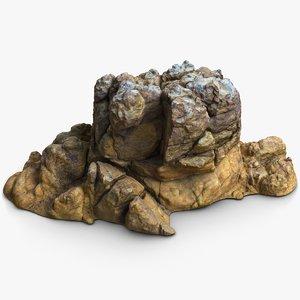 stone 2 3d max