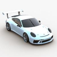 Porsche 991 GT3 Cup 2017