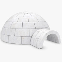3d igloo scanline