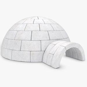 3d igloo scanline