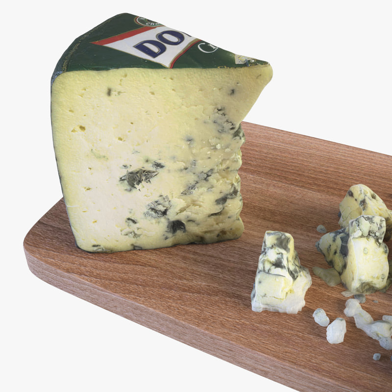 max realistic cheese dorblu