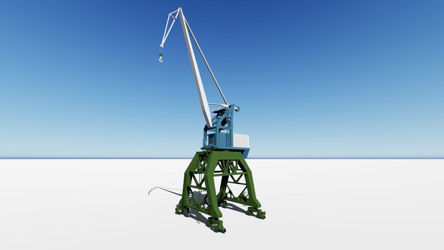 crane ganz max