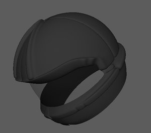 sport helmet 3d x