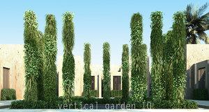 3d plant epipremnum aureum model