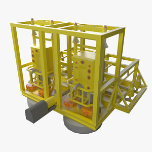 3d max subsea booster