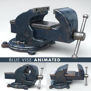 vise tool 3d model
