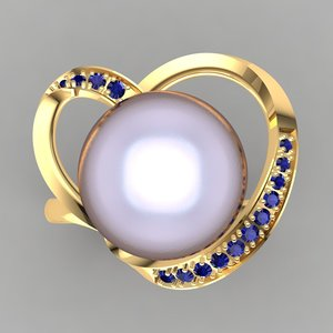 designer ring 3d 3ds
