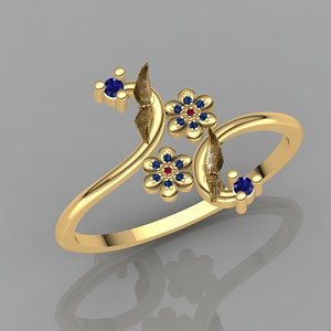 3ds designer ring