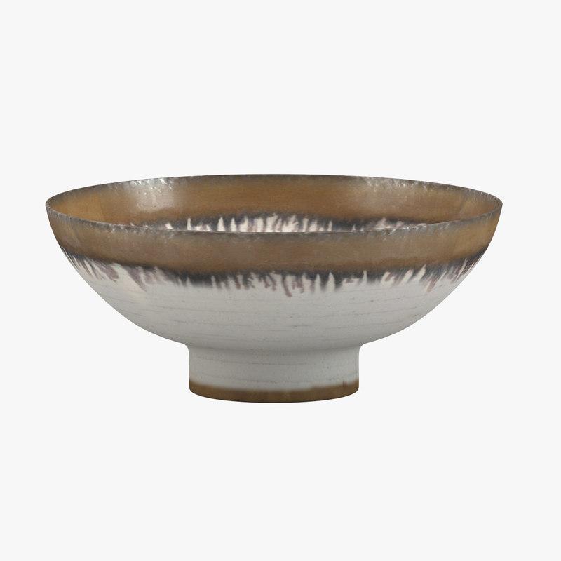 3d bowl 08 model
