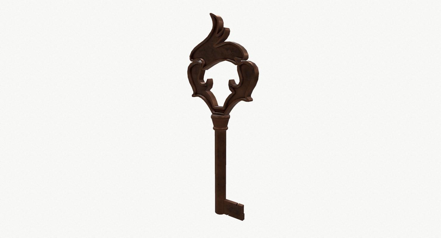old key ma
