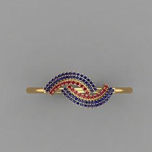 dxf designer ring