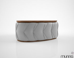 3d munna la boheme coffee table