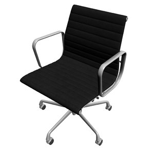office chair 1 3d max