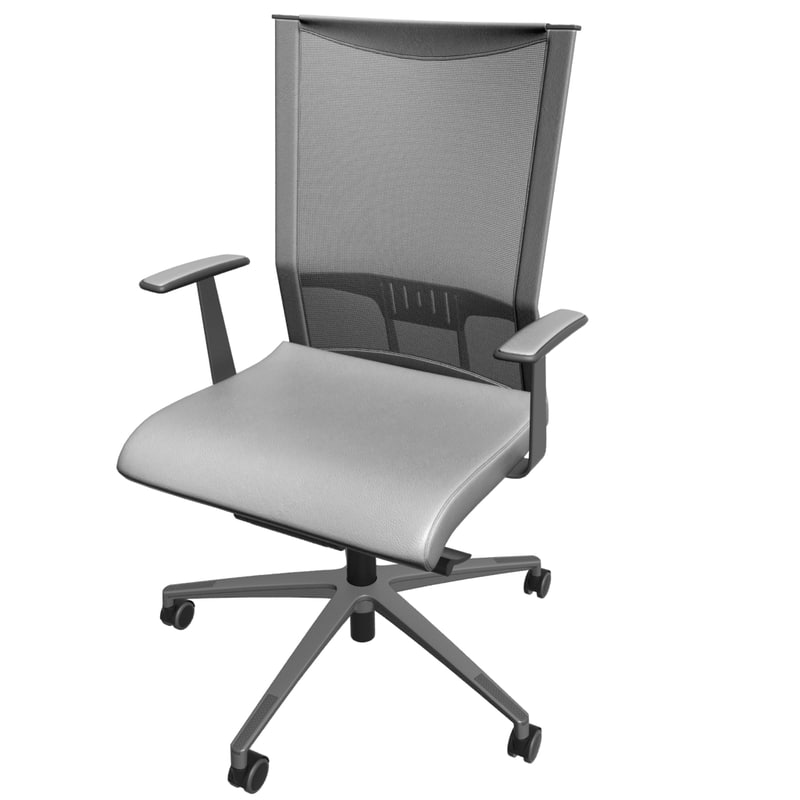 office chair 4 3d max
