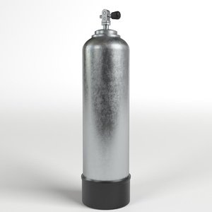 scuba diving tank gas cylinder max