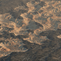 3d desert realistic