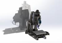 CNC VERTICAL MILLING MACHNE