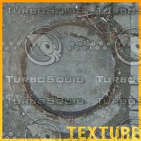 ConcreteManhole Texture