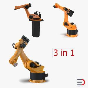max kuka robots rigged 4