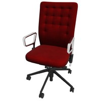 office chair 8 3d model