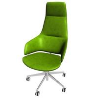 office chair 10 3d model