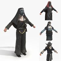 Wasteland 2 - Nuns