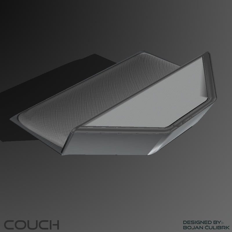 obj andromeda couch