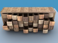 sideboard 3d max