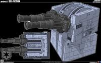 XX-9 Turbolaser Turret