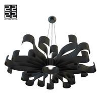 luminaire - lustre 22 3d max