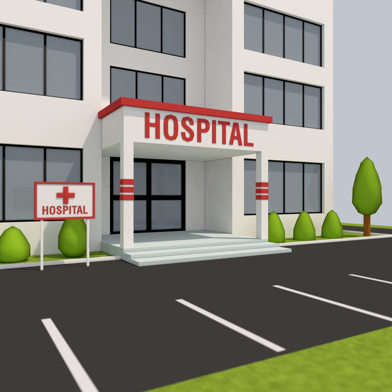 3d hospital