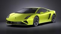 Lamborghini Gallardo lp560 4 2015 VRAY