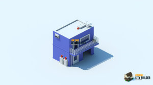 city builder residential 3 3d 3ds