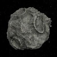 3d meteorite