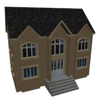 3d model house 7