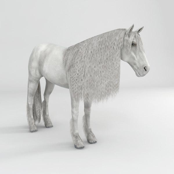 realistical horse max