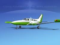 3d propellers cessna 414 chancellor