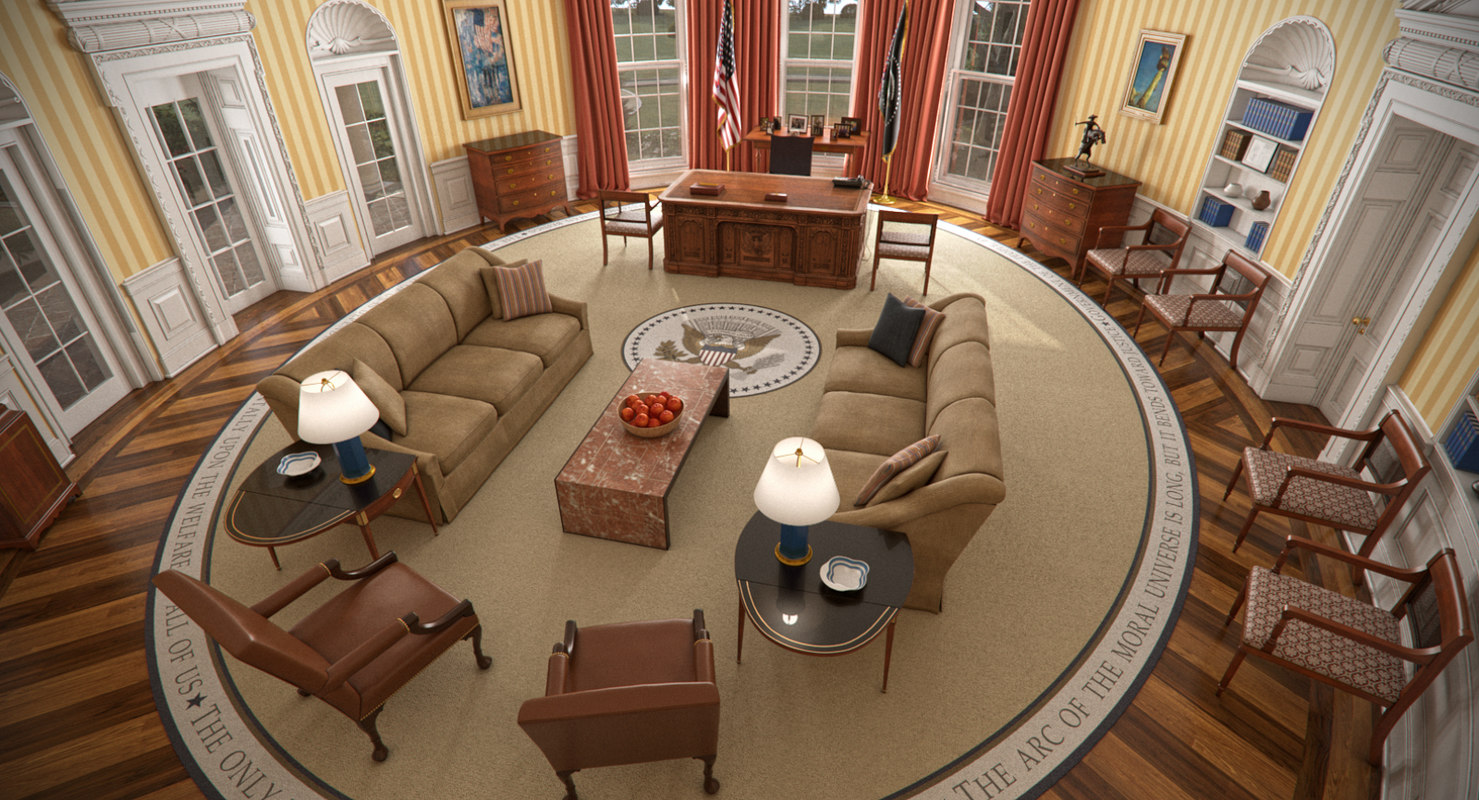 oval office picture. Oval Office Picture 5