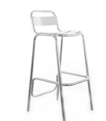 aluminium stool 3d dxf
