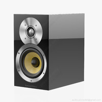 Bowers & Wilkins CM 1 Black Gloss