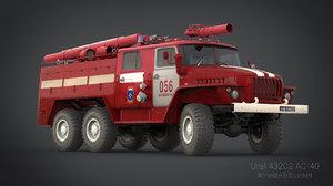 max ural 43202 ac-40