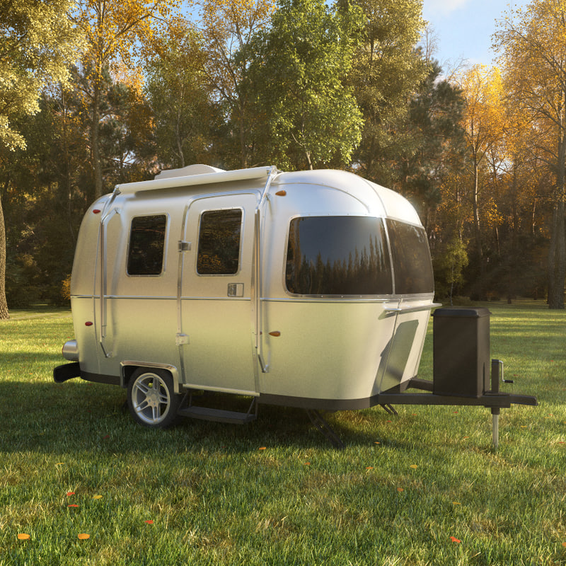 airstream sport trailer max