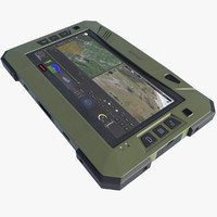 Military Tactical Rugged Tablet