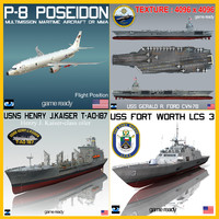 USS NAVY COLLECTION 3