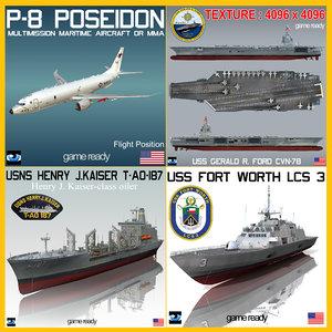 3d uss navy 3