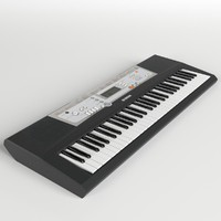 electronic piano keyboard 3d x